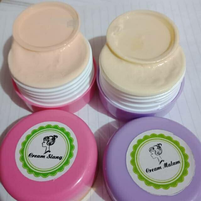 Cream siang/cream malam sp strong