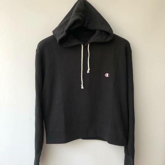 Crop hoodie Champion Original