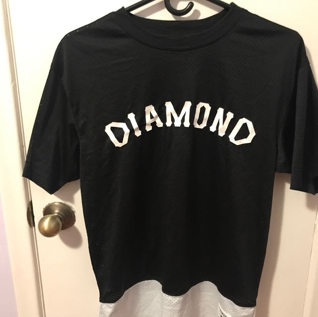 Diamond supply jersey