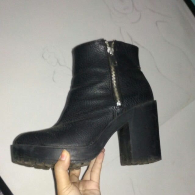 Divided by H&M Chunky Heeled Boots