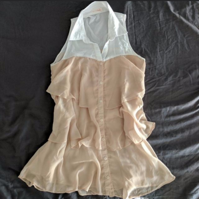 Don't Ask Amanda Ruffle Dress