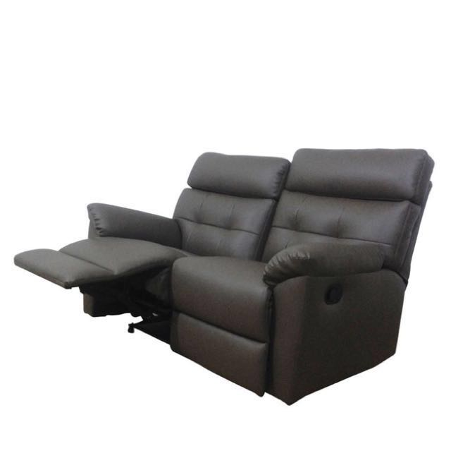 Emma 2 Seater Recliner Sofa Furniture Sofas On Carousell