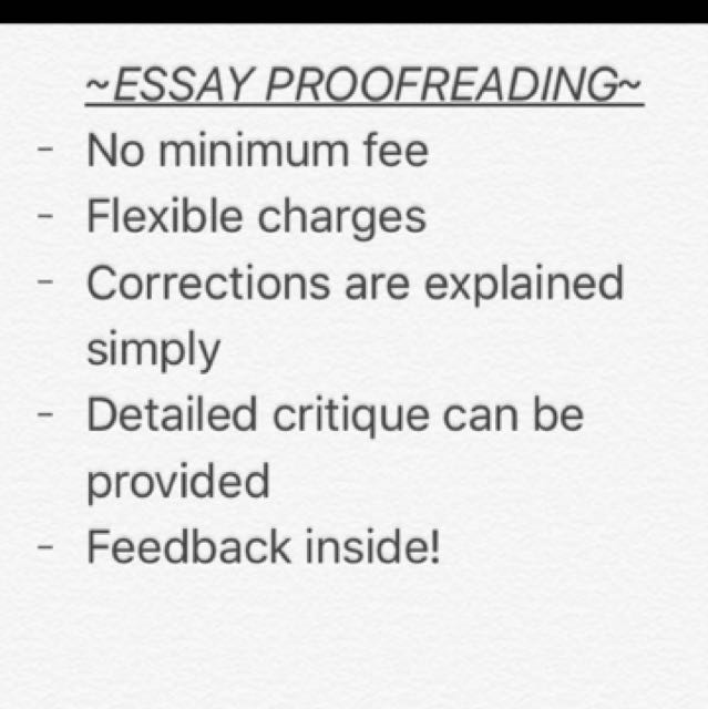 Essay On My Family In English Photo Photo  Sample Persuasive Essay High School also Protein Synthesis Essay Essay Checking Service Home  Car Services Others On Carousell Sample Proposal Essay