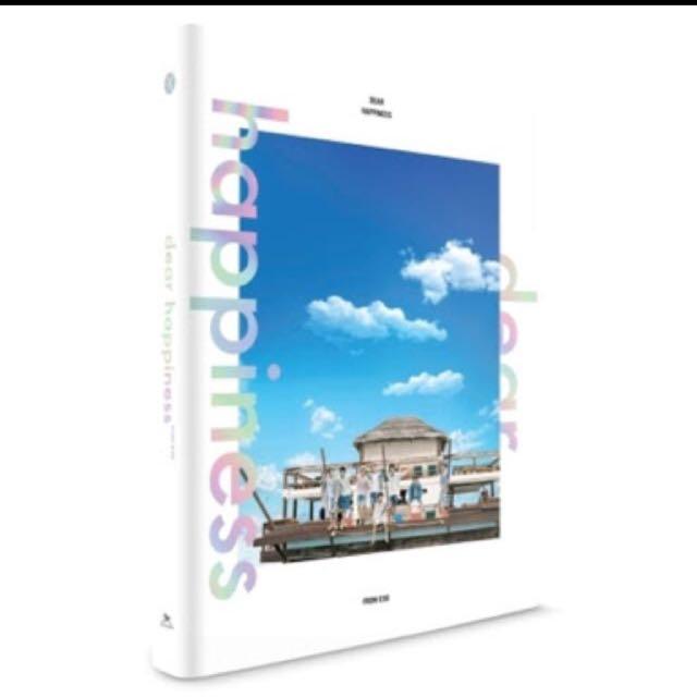 Exo dear happiness photobook