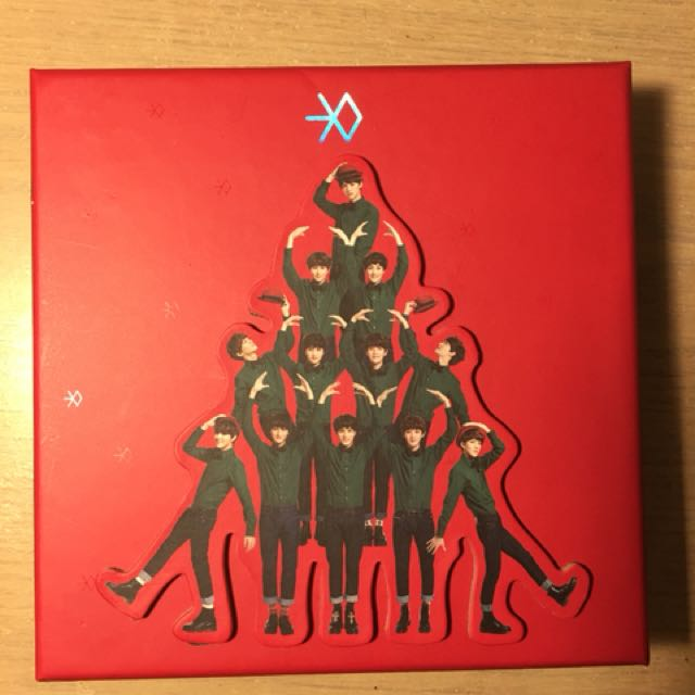 EXO Miracle in December - Chinese version