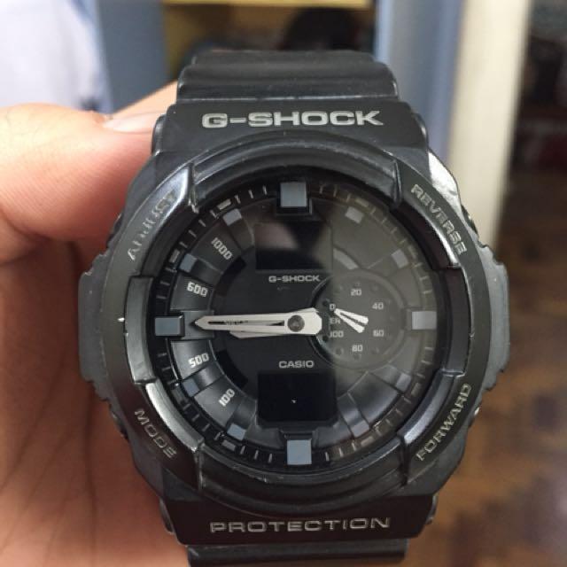 G Shock Protection Black