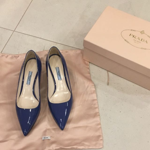 Genuine Prada heels
