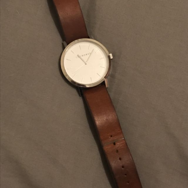 Genuine The Horse Watch - Brown