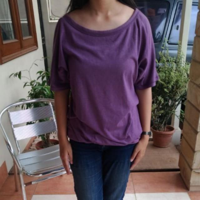 GRATIS! Sweet Purple Casual