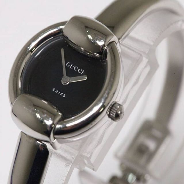 ed985ad0991 Gucci bangle watch💯orig