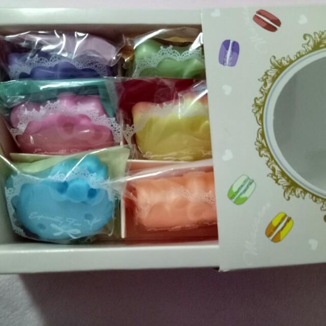 Hello Kitty 手工香皂禮盒