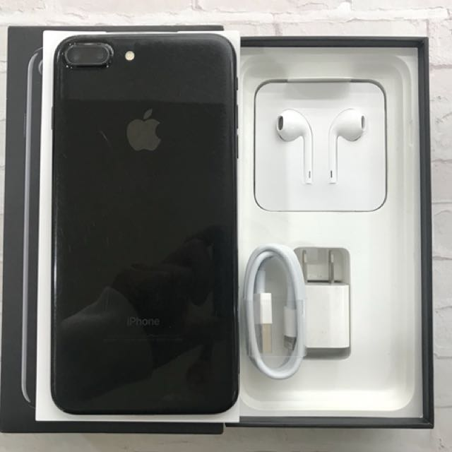 Iphone7 plus-128G 曜石黑