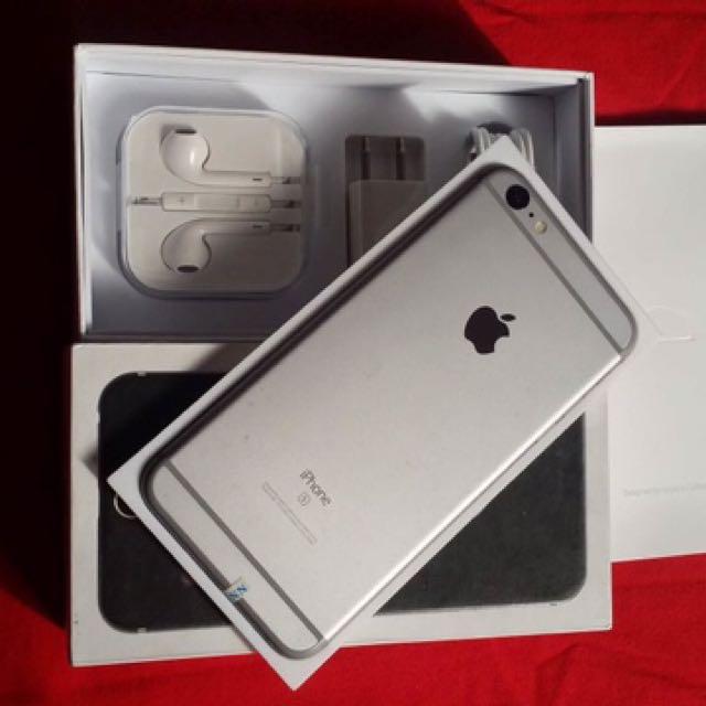 iPhone 6s+ 16gb FU