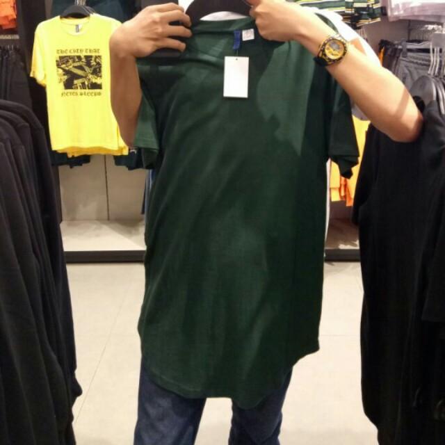 [Jastip] H&M Shirt Long Fit