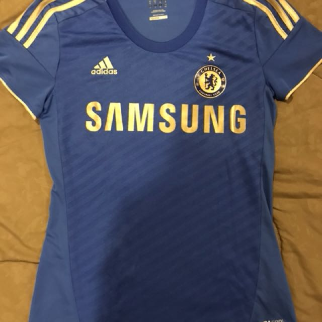 the best attitude 747dc 1e142 jersey women (chelsea fc) #prelovedwithlove, Women's Fashion ...