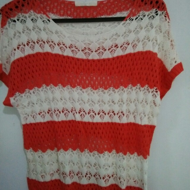 knit top by magnolia