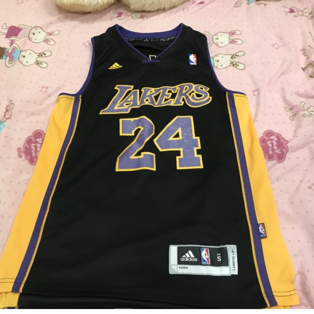 Kobe Bryant 24號時期球衣、高仿