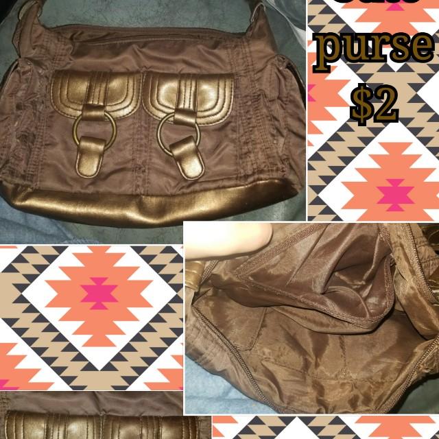 Last purse & 2 wallets