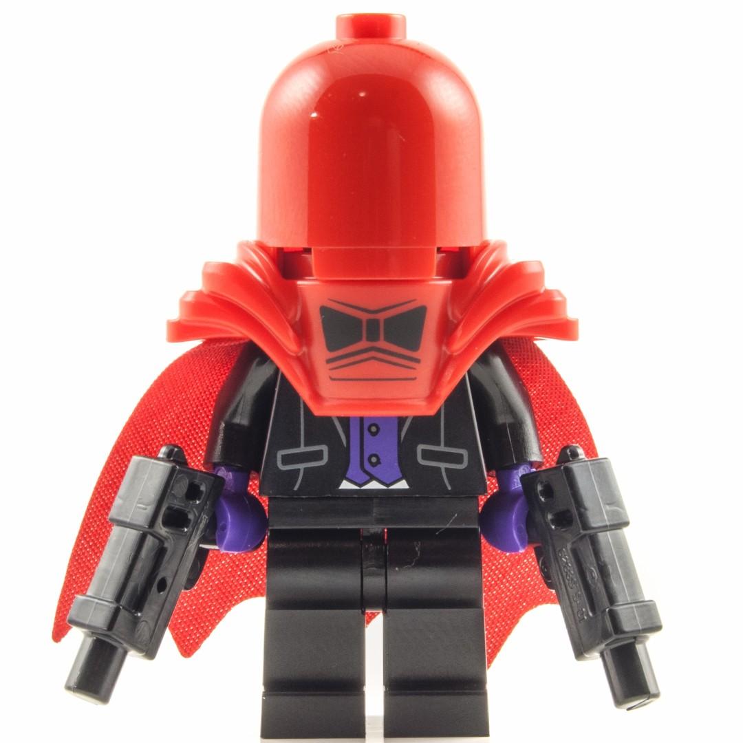 BATMAN MOVIE SERIES 71017****** *******NEW LEGO RED HOOD MINIFIGURE