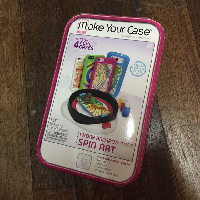 Make Your Own Case Set