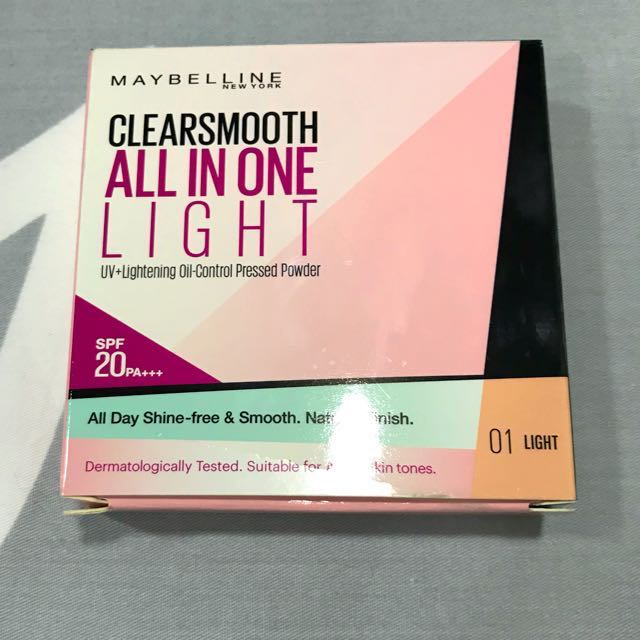 Maybelline natural finish