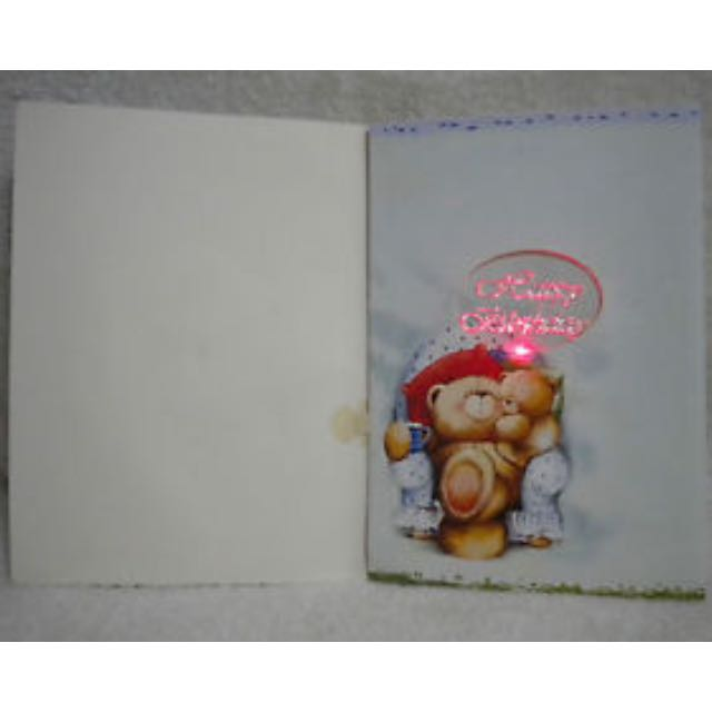 Musical Happy Birthday Greeting Card With Lights Design Craft On