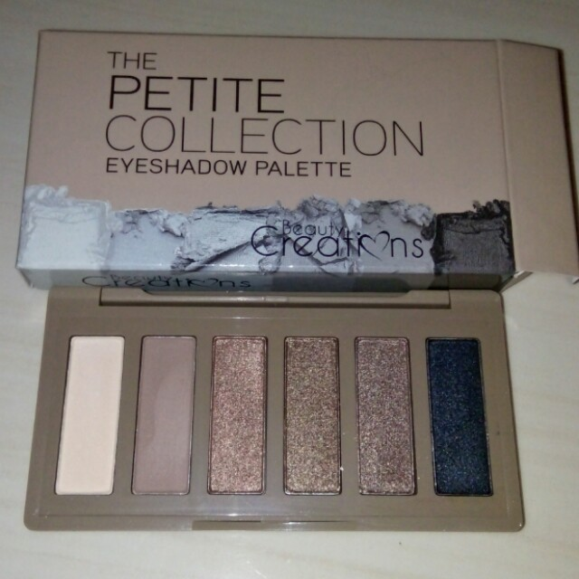 NEW Beauty Creations The Petite Collection Eyeshadow Palette (C)