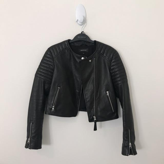 NEW Mackage Leather Jacket