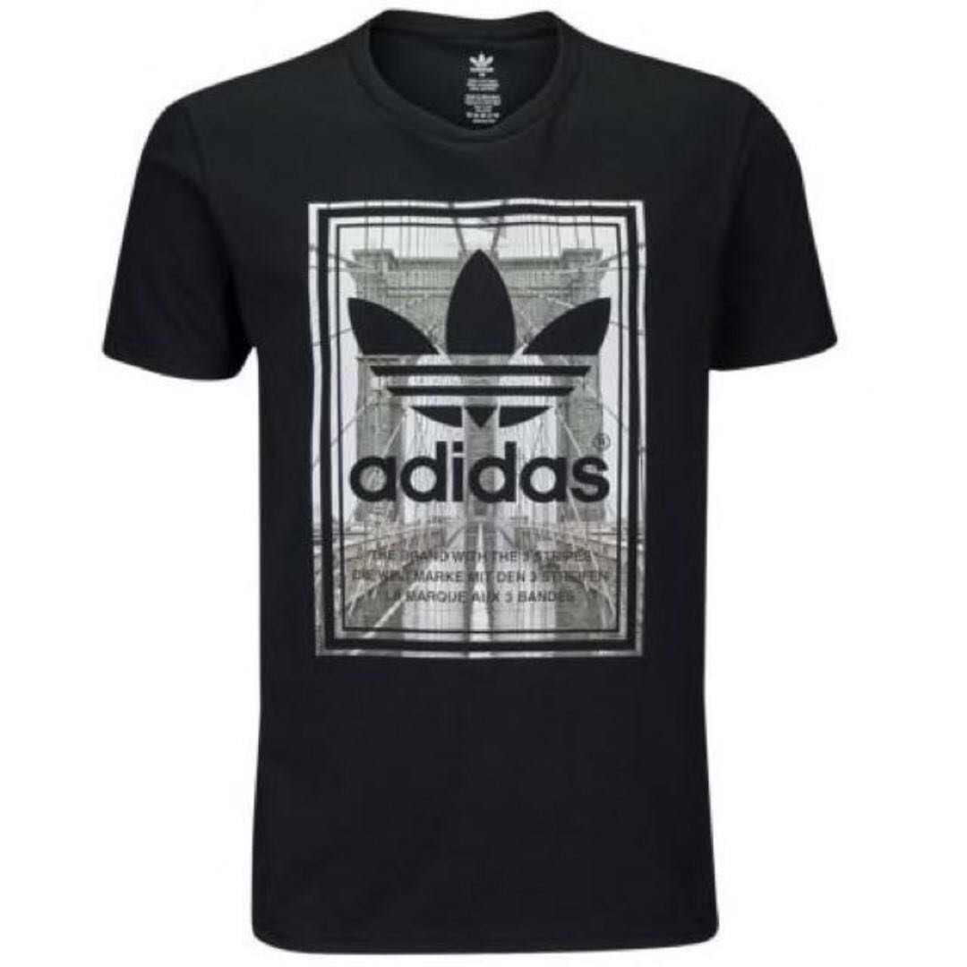 85ba9a5ad New With Tag ADIDAS ORIGINALS GRAPHIC Tee Shirt (MEDIUM), Sports ...