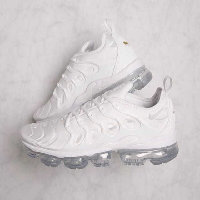 2be4cc8c3e6 Nike Air Vapormax Plus (White  Pure Platinum)
