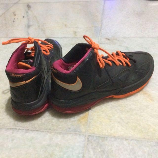 Nike Ambassador Lebron
