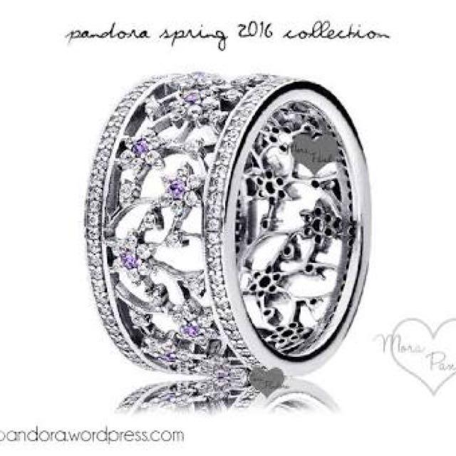 Original Pandora Forget Me Not Ring REPRICED❗️