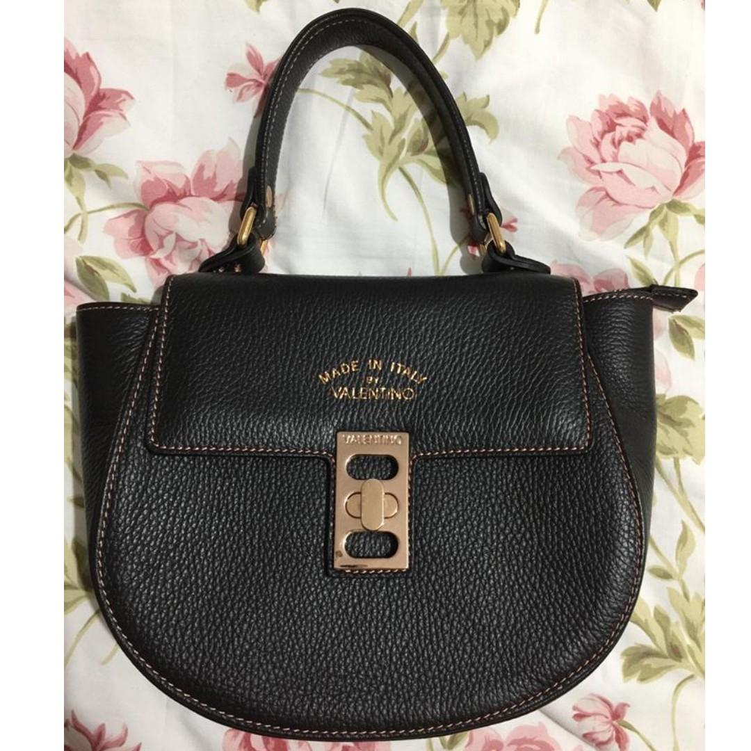 Original Valentino Handbag Bag with long strap