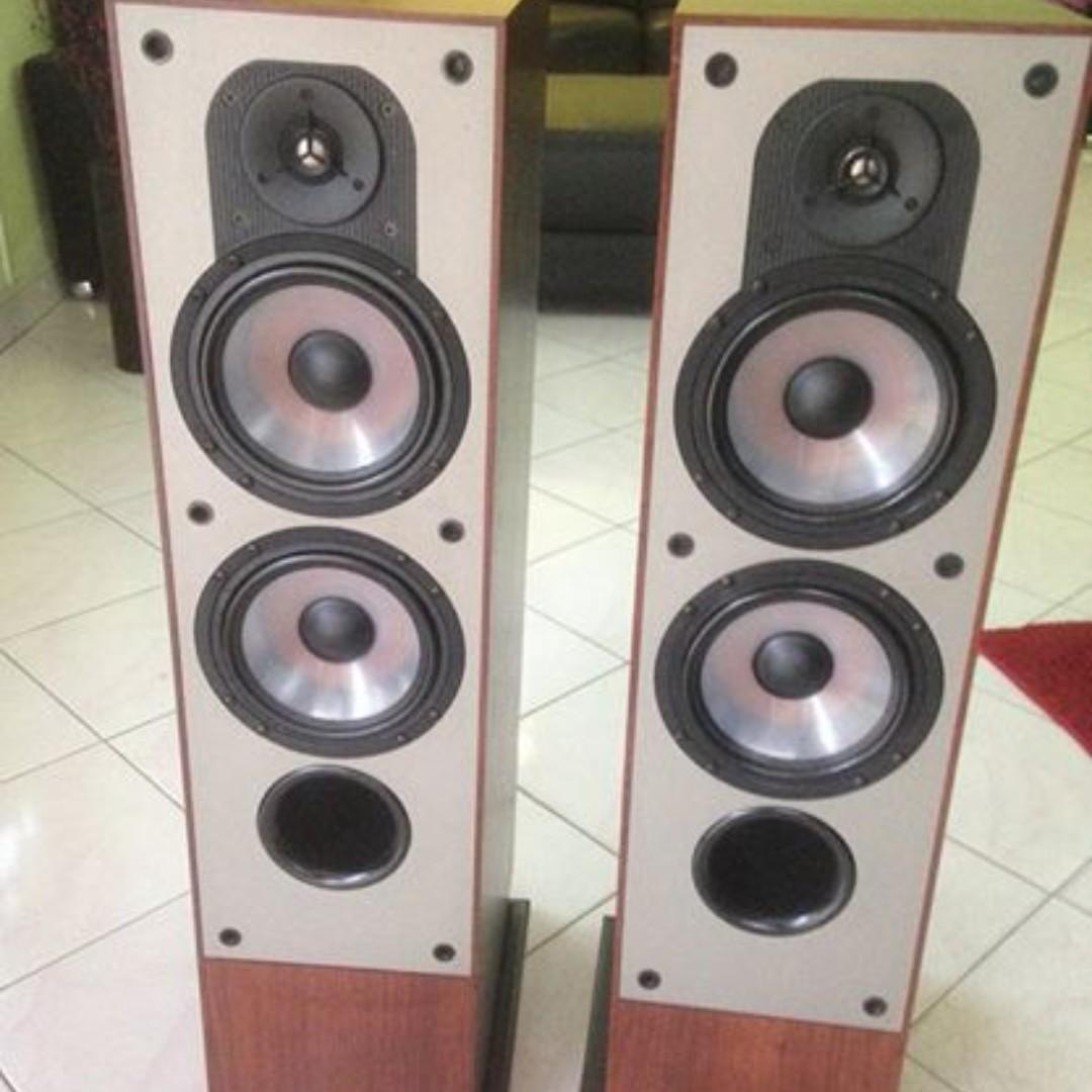 PARADIGM monitor 7 floorstanding SPEAKERS(canada)