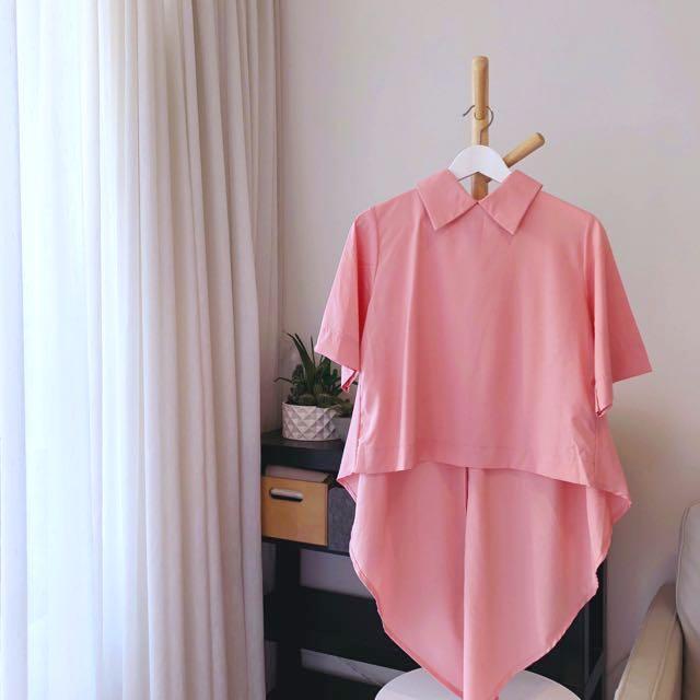 Pink Multi-style Shirt