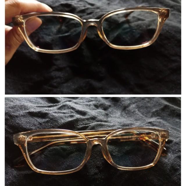 Preloved H&M glasses minus setengah
