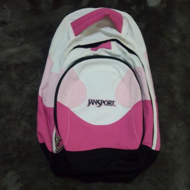 Preloved Original JANSPORT Backpack