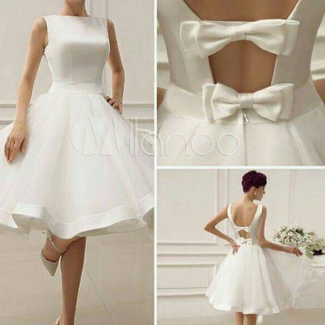 Prom Gown White (Taylor-Made)