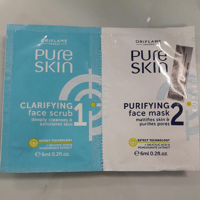 Pure Skin Oriflame