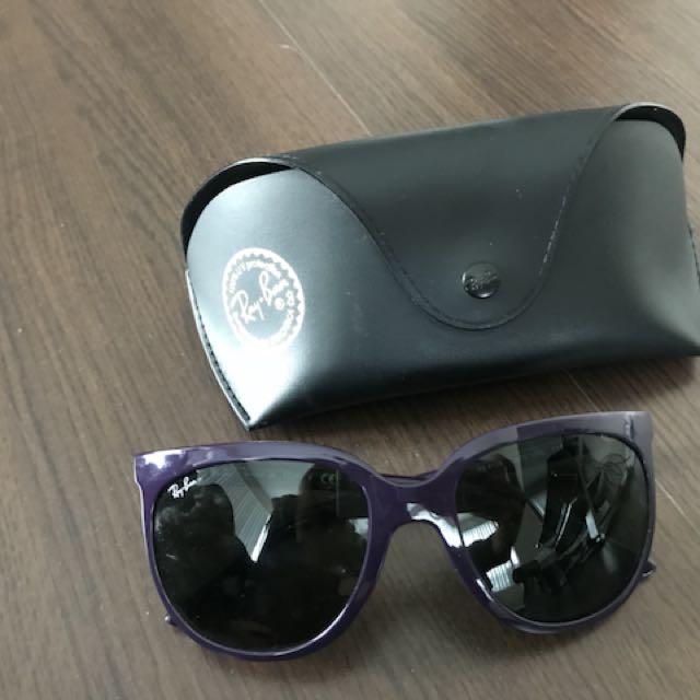 Rayban cat-eye sunglasses