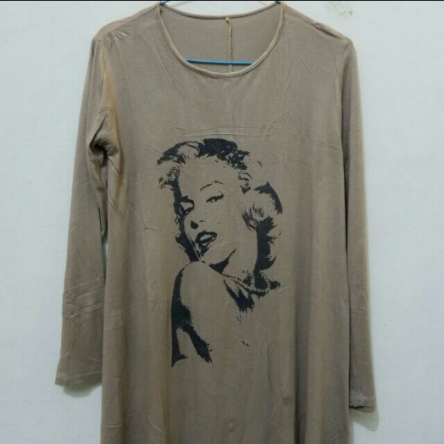 Reprice! Mocca Long Sleeve