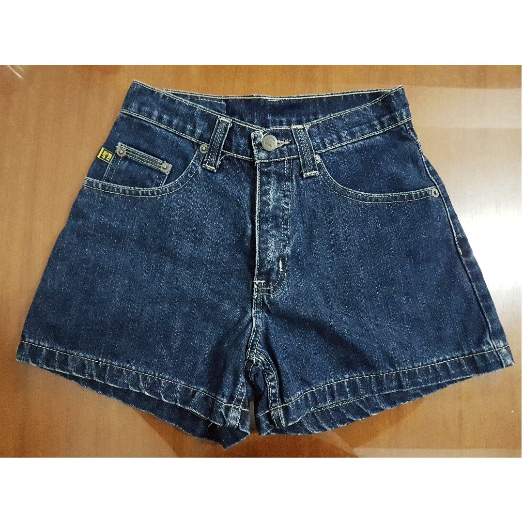 REPRICED Street Jeans High-Waist Shorts