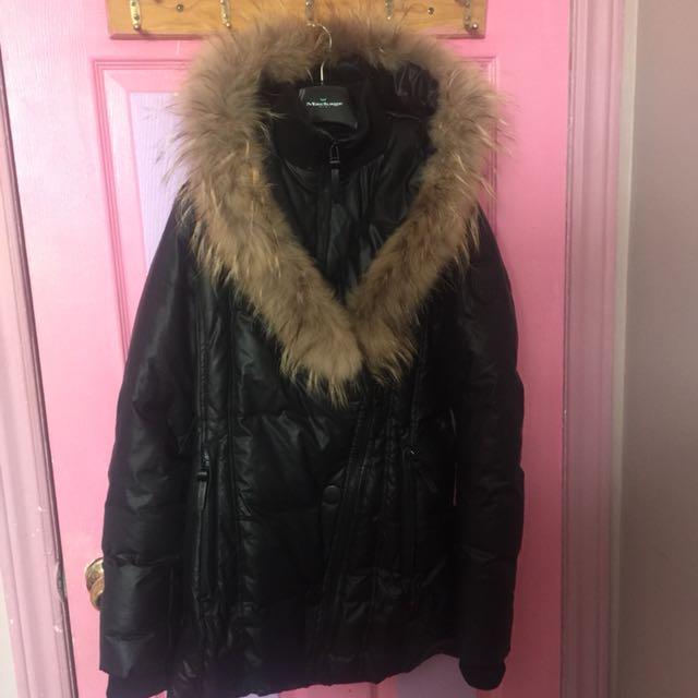 Rudsak Atelier noir jacket