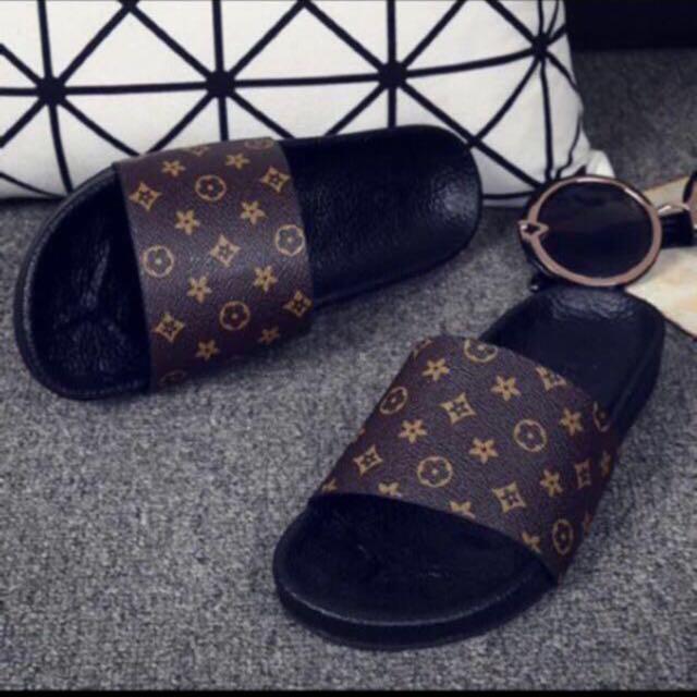 [SALE] Luxury print sandals