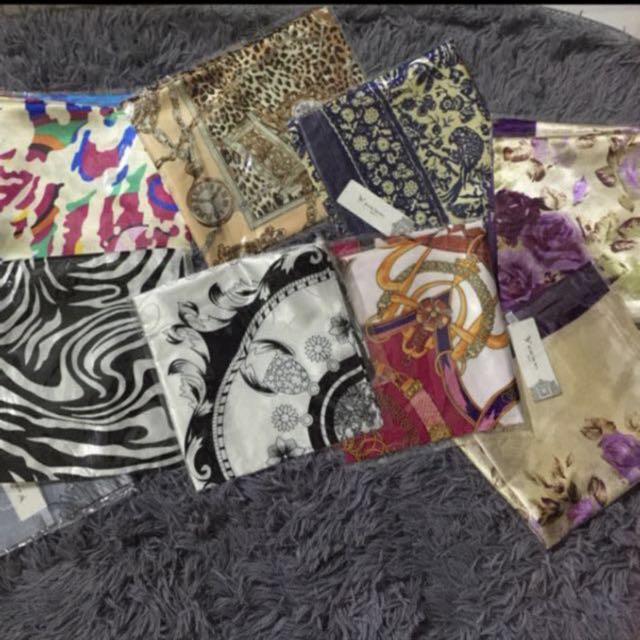 [SALE] Satin scarves