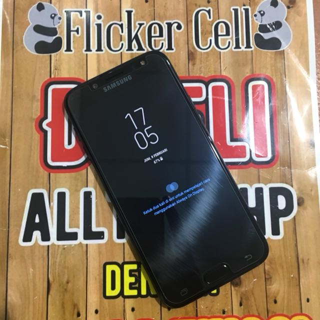 Samsung J7 Pro Black 1 Bulan Palai Bisa Tt Mobile Phones Tablets Android On Carousell