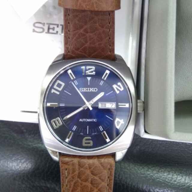 competitive price 96551 ebbf2 Seiko snkn37 cny offer, Luxury, Watches on Carousell