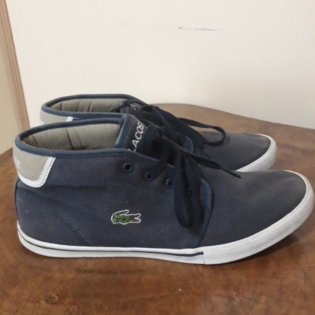 Shoes Lacoste (9.5) Swap to Watch