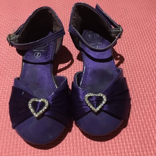 Sofia the 1st inspired sandals