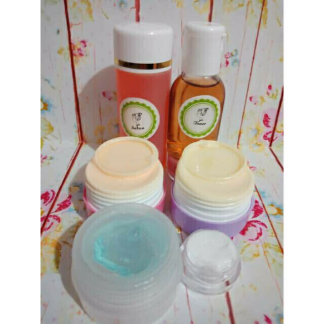 Sp strong acne glow lengkap